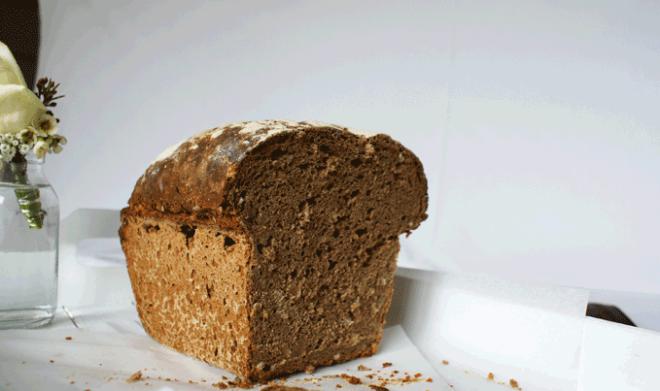 Roggen-Volllkorn-Brot