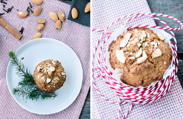 Lebkuchenmuffin-Duo-
